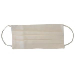 Maschera H/F in tessuto bianco standard AFNOR