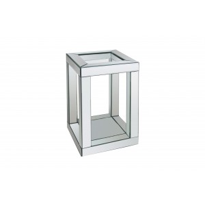 Tavoletta specchio L.30 x l.30 x H.50 cm