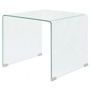 Tavolino da salotto Vérone vetro temperato modello grande