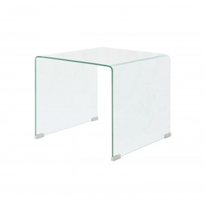 Tavolino da salotto Vérone vetro temperato modello piccolo