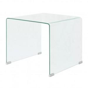 Tavolino da salotto Vérone vetro temperato modello medio
